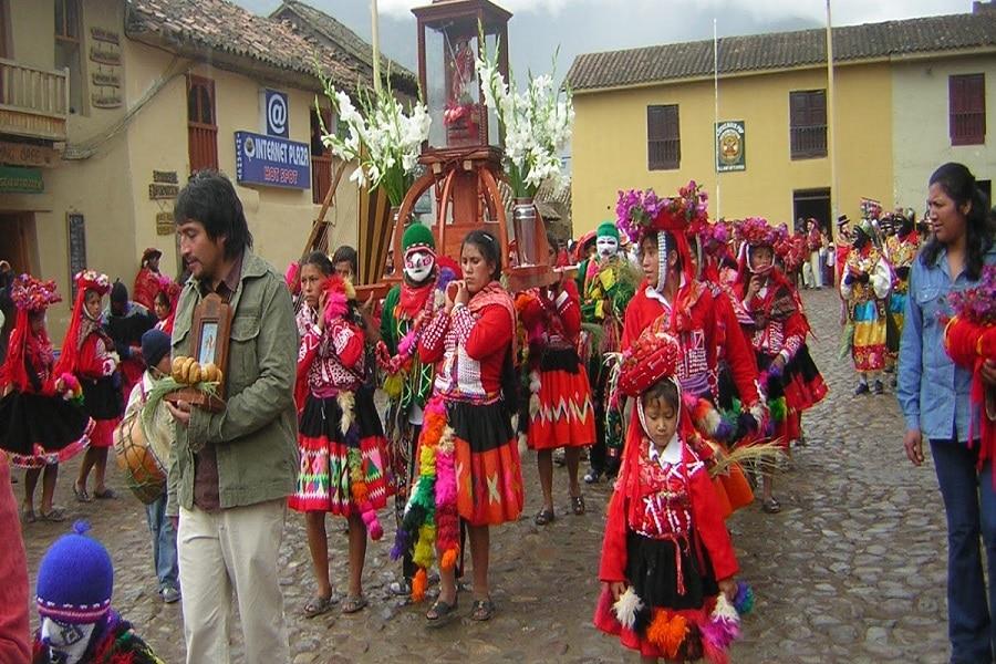 Bajada Reyes Peru